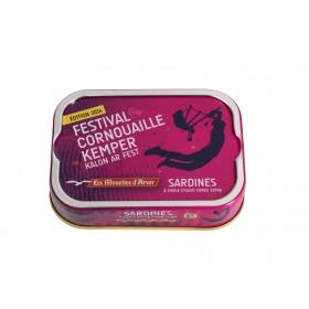 Sardines Festival de Cornouaille 2014