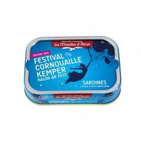 Sardines Festival de Cornouaille 2015