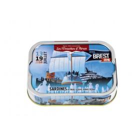 Sardines Brest 2016
