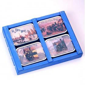Caissette Filets Bleus n°1