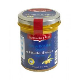 Filets de Thon blanc à l'huile d'olive vierge extra