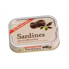 Sardines aux truffes